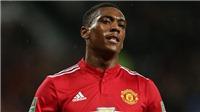 Vì sao Mourinho cần Martial trong chiến dịch săn danh hiệu của M.U?