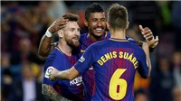 Messi & Paulinho: Người đẹp & quái thú của Barca thời Valverde