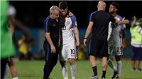 Vì bàn thắng 'ma', FIFA tổ chức đá lại trận Panama - Costa Rica?