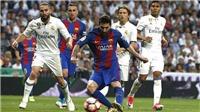 ĐIỂM NHẤN Real Madrid 2-3 Barca: Messi che mờ Ronaldo. Barca sống lại hy vọng vô địch