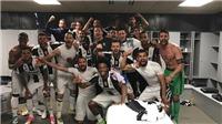 Khiến MSN 'mất điện' ở Camp Nou, Juventus thật đáng sợ!