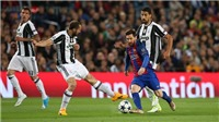 Max Allegri: 'Juventus có thể chơi cả ngày với Barca mà không thua'