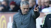 Mourinho kích hoạt quả bom 'tâm lý chiến' với Guardiola trước thềm derby Manchester