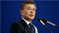 Bầu cử Tổng thống Hàn Quốc: Diễn thuyết 'ứng phó Triều Tiên' trước giờ G