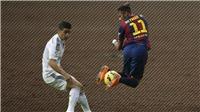 Kỹ thuật gắp bóng qua đầu của Neymar: Thiên tài hay là khiêu khích?