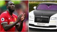 'Xế hộp' giá chục tỷ của Lukaku gia nhập dàn siêu xe của M.U