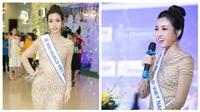 Đỗ Mỹ Linh rạng ngời trước giờ lên đường 'chinh chiến' Hoa hậu Thế giới