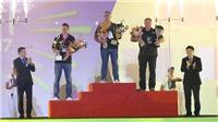 Lễ hội Pháo hoa Đà Nẵng: Đội Itali lần thứ 3 vô địch