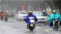 Thời tiết đêm 12, ngày 13: Bắc Bộ có nơi mưa rất to