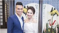 Bảo Thanh 'Sống chung với mẹ chồng' cặp kè với Phan Hải 'Người phán xử' đi 'Dạ tiệc Anh Đào'