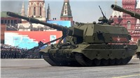 Tổng thống Putin ra lệnh cho 100 xe tăng 'tàng hình' T-14 Armata sẵn sàng chiến đấu