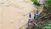 Yên Bái: 7 người mất tích do lũ ống, lũ quét ở Mù Cang Chải