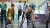 VBA 2017: Danang Dragons 74-93 Cantho Catfish: 'Hang rồng' lại bị đánh sập