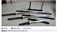 VPF yêu cầu Chí Công giải trình vụ đăng ảnh 'kiếm Nhật'