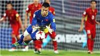 Thủ môn Bùi Tiến Dũng: U20 Việt Nam có một 'ông cụ non'