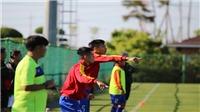CHÍNH THỨC: Lịch trực tiếp các trận đấu của U20 Việt Nam tại World Cup