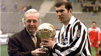 Kí ức 1998 là sự tuyệt vọng với Zidane