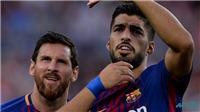Chưa bao giờ, Messi và Suarez nhớ Neymar thế này