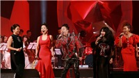 Tùng Dương bật khóc trên sân khấu 'Trời và Đất'