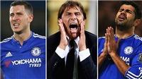 Vì Diego Costa, Hazard công khai 'bật' Conte