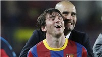 TIẾT LỘ: Messi gặp Guardiola, nói muốn đến Man City vì bị 'mắc kẹt' ở Barca