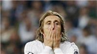 Modric bị treo giò ở 'Kinh điển' với Barca vì án phạt từ... 3 năm trước