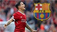 Nếu mua thêm Coutinho, Barca sẽ chi tới gần 400 triệu, gấp đôi số tiền bán Neymar
