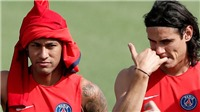 TIẾT LỘ: Cavani và Neymar đánh nhau vì... 1 triệu euro