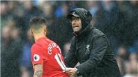 Juergen Klopp: 'Liverpool không phải là Dortmund. Tiền không mua được Coutinho'