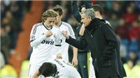 TIN HOT M.U 7/10: Modric làm gián điệp cho Mourinho. Bailly lo mất vị trí. Theo đuổi Beckham 'mới'