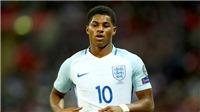 'Ngoại trừ Rashford, cả tuyển Anh như thể bị hóa đá'