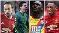 Man United áp đảo đội hình tiêu biểu vòng 34 Premier League