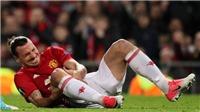 Man United trả giá đắt cho tấm vé bán kết Europa League