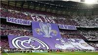 Fan Real trưng banner độc, động chạm vào nỗi đau của Atletico