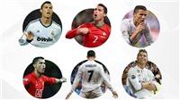 Giải mã ý nghĩa 11 tư thế ăn mừng gây sốt của Cristiano Ronaldo