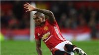 Mourinho vẫn đau đầu vì Man United tiếp tục bị bão chấn thương càn quét