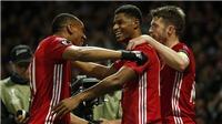 Các chuyên gia bóng đá Anh tranh cãi vì cú sút phạt của Rashford