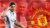 Morata đã đồng ý tới Man United, tiếp theo sẽ là James Rodriguez?
