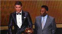 Pele: 'Đương nhiên Ronaldo là cầu thủ xuất sắc nhất thế giới'