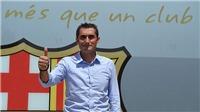 HLV Valverde lên kế hoạch làm gì đối với Barcelona?