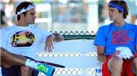 Tennis ngày 25/6: Zverev đối mặt Federer ở chung kết Halle Open. Kvitova lọt chung kết lần đầu tiên kể từ năm 2014
