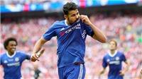 Diego Costa chấp nhận điều đặc biệt này ở Chelsea để tới Atletico Madrid