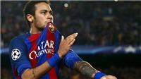Nếu Neymar được định giá 195 triệu bảng, Messi sẽ có giá trị bao nhiêu?