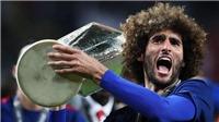 Fan Man United 'cầu trời' cho vụ Fellaini đến Galatasaray thành sự thật