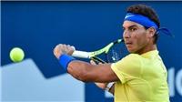 TENNIS ngày 10/8: Federer, Nadal hủy diệt đối thủ tại Rogers Cup. Kyrgios chia sẻ khoảnh khắc 'xấu hổ muốn độn thổ'