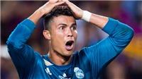 Phút thứ 7, hàng vạn fan Real đứng dậy hô vang tên Cristiano Ronaldo