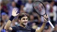TENNIS ngày 31/8: Sharapova khẳng định đẳng cấp. Đoạn hội thoại giữa Federer và cậu bé gây sốt