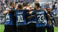 Video clip highlights bàn thắng trận Inter Milan 2-0 Spal