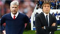 Conte ngại đấu Arsenal vì sợ...thẻ đỏ