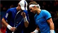 TENNIS 23/9: Nadal đánh đôi thất bại tại Laver Cup. 'Sharapova cực kỳ kiêu ngạo, chảnh'